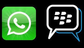 Pilih Mana Antara BBM dan WhatsApp