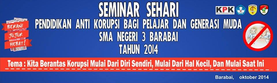 Info Kegiatan Seminar