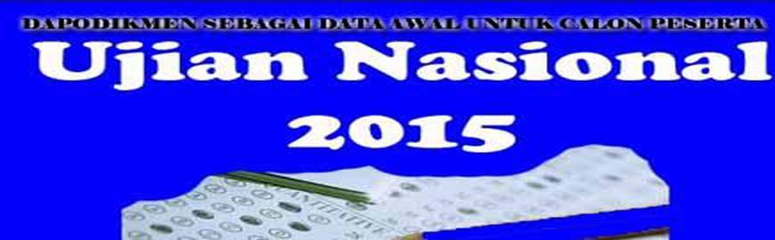 Penjaringan Dapodikmen Tahun Pelajaran 2014 /2015 Semester I
